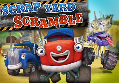 Scrap Yard Scramble